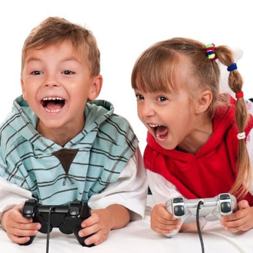 Обучение через гейминг