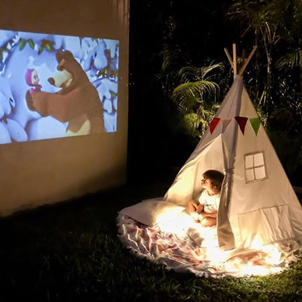 Обзор мини-проектора CINEMOOD Storyteller