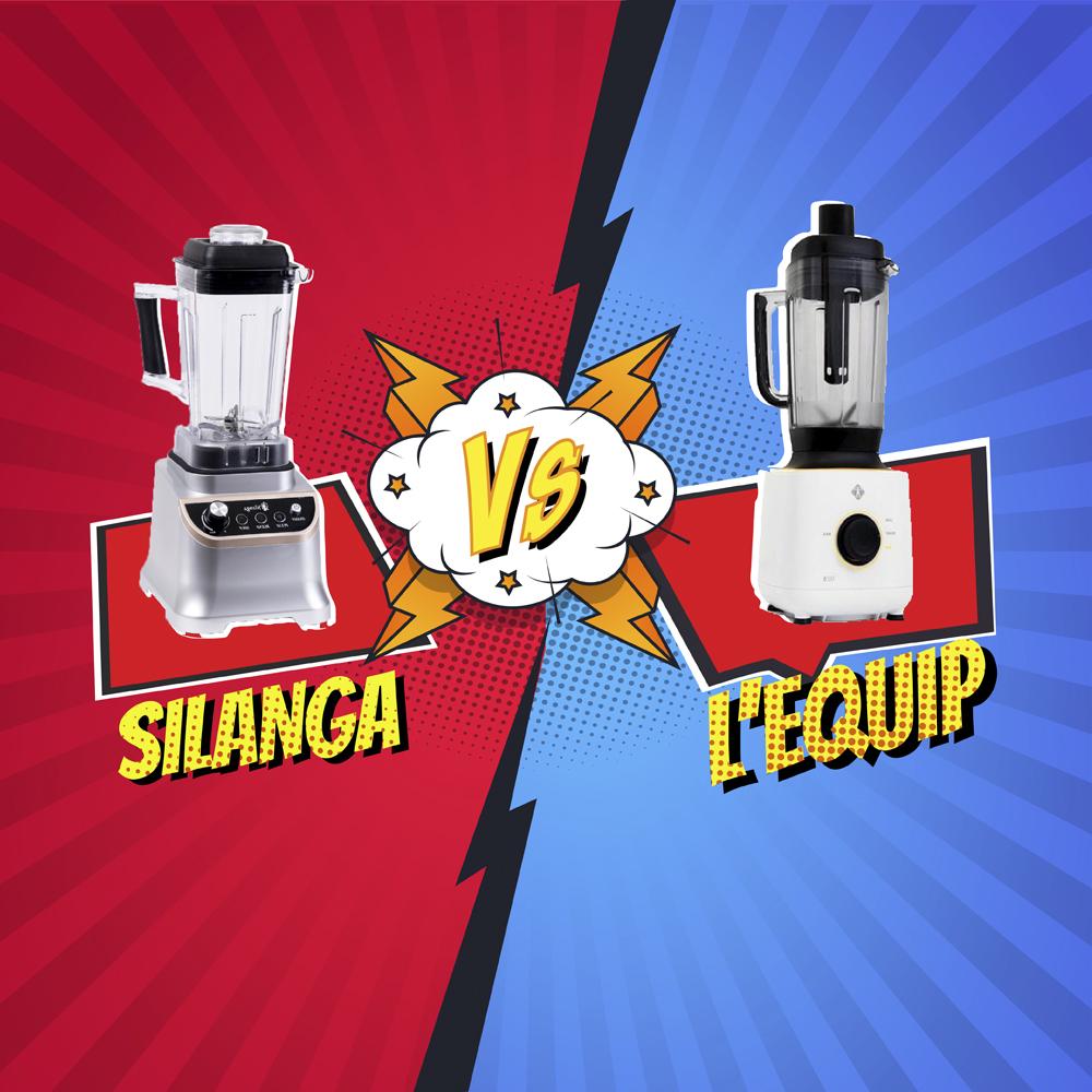 Silanga BL1500 или L'Equip BS5 Cube что лучше?