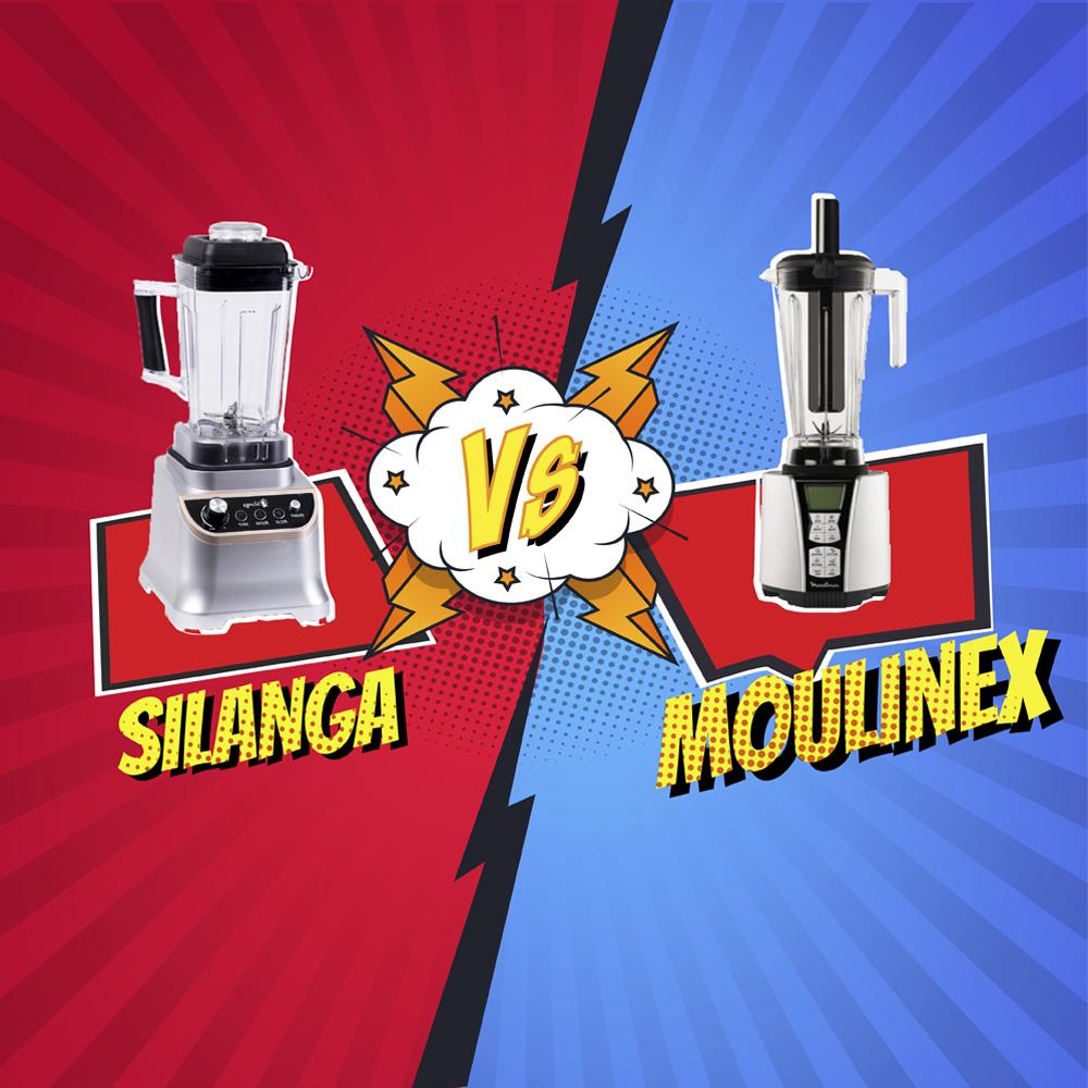 Silanga BL1500 PRO против Moulinex LM936E10: какой модели блендера отдать предпочтение?