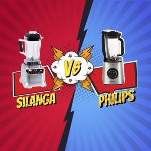 Silanga BL1500 или Philips HR3752/00: какой модели блендера отдать предпочтение?
