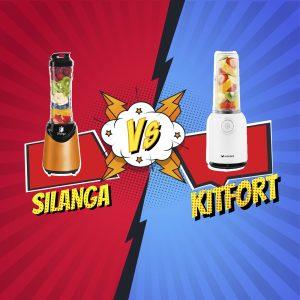 Сравнение Silanga BL550 или Kitfort KT1363
