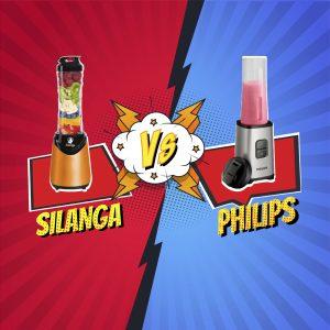 Silanga BL550 или Philips HR2604: Какой лучше?