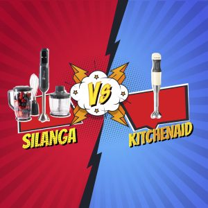Silanga BL800 Universal против KitchenAid 5KHB2571E