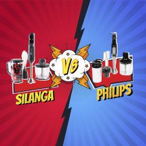 Бой за звание лучшего погружного блендера: Silanga BL800 Uuniversal или Philips HR2653/90