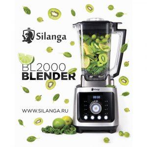 Обзор реальных возможностей блендера Silanga BL2000 Premium