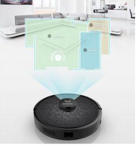Обзор робота пылесоса Okami U100 Laser
