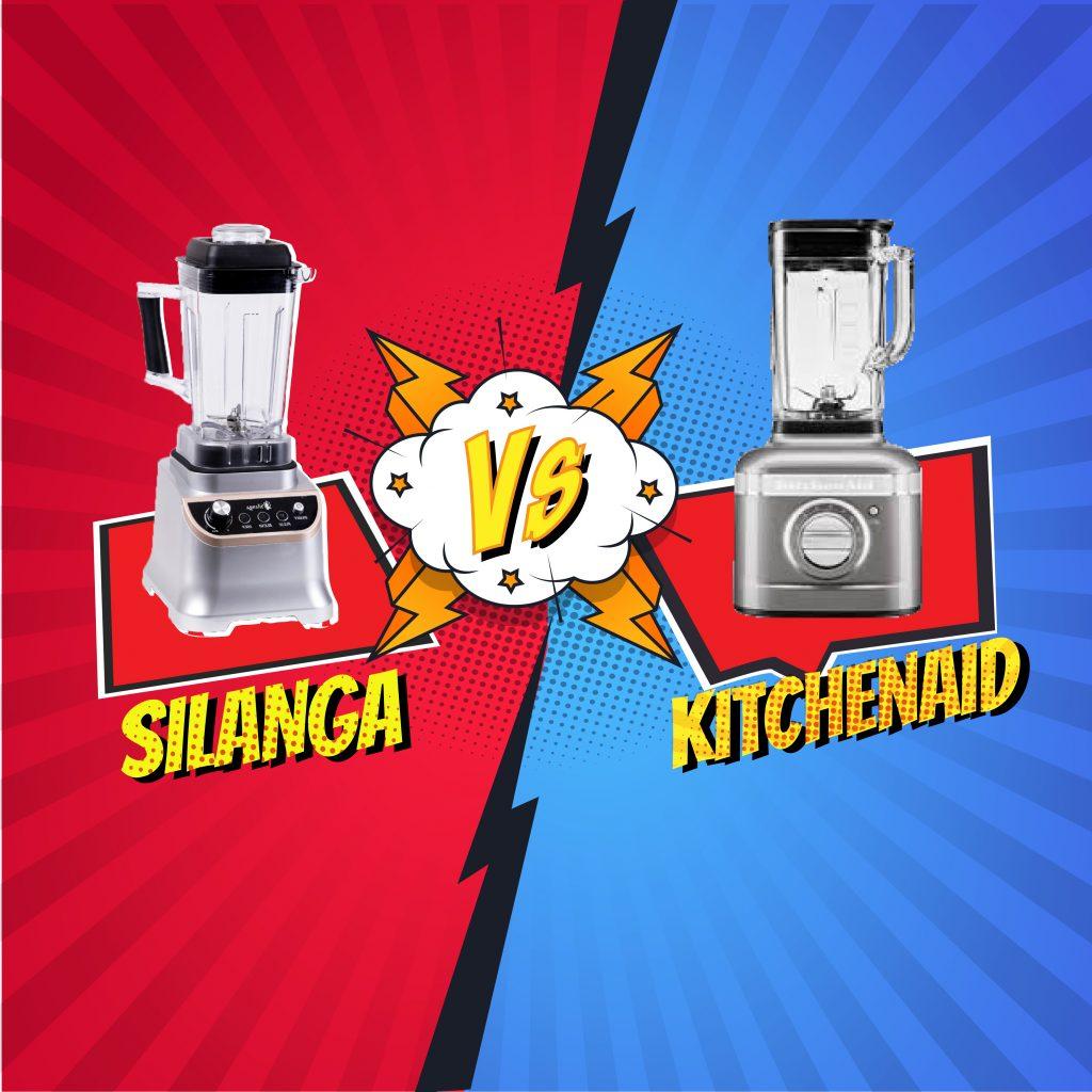 Silanga BL1500 или KitchenAid 5KSB4026 что лучше?